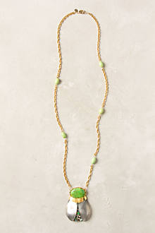 Elytra Necklace