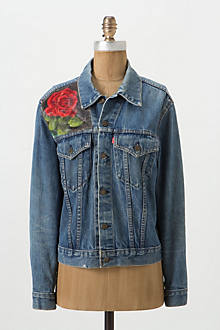 Kunstenaar Jacket, Blushing Blooms