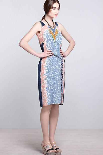 Teresa Silk Tank Dress-Teresa Silk Tank Dress