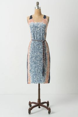 Teresa Silk Tank Dress