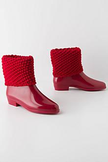Sweaterfold Rain Boot