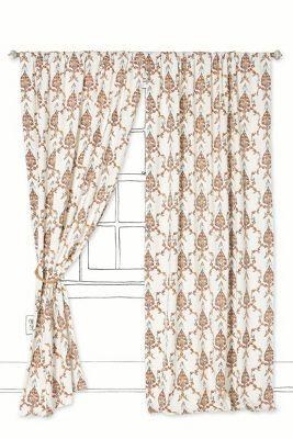 Twig Curtain