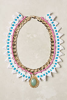Threaded Alarice Necklace