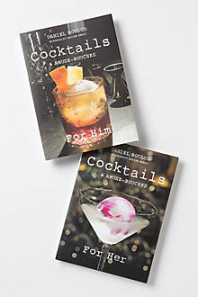 Cocktails & Amuse-Bouches For Her & For Him
