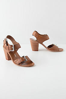Dually Buckled Sandals