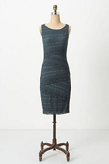 Scrolled Column Dress