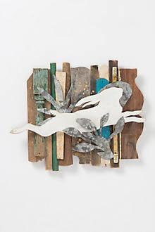 Wild Hare By Dolan Geiman