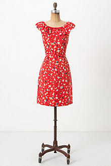 Scattered Petals Dress
