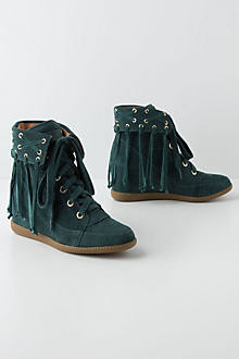 Moccasin High-Tops