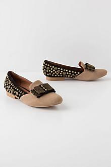 Studded Femme Loafers
