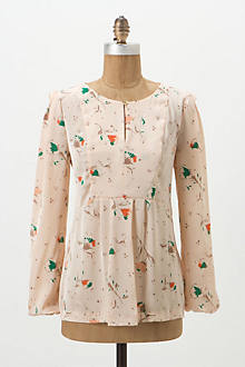 Scattered Buttercups Blouse