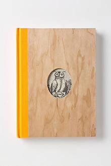 Scripter Owl Journal
