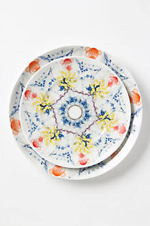 Spinning Vessels Dinnerware