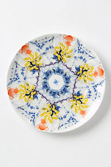 Spinning Vessels Dinner Plate