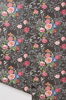 Venetian Bouquet Wallpaper