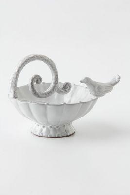 Bird Bath Trinket Dish