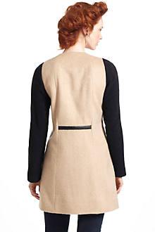 Reeta Colorblocked Coat