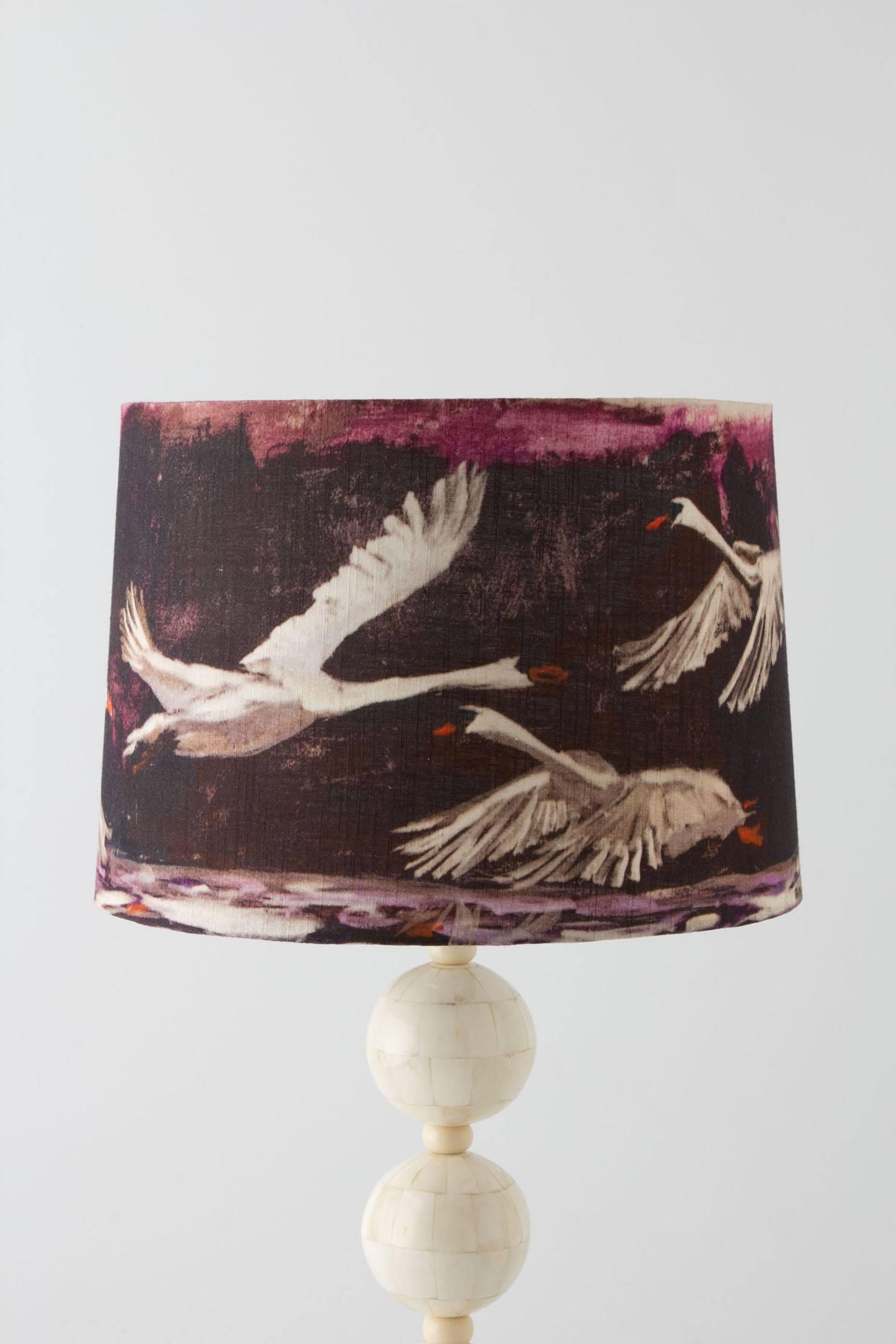 Swan Flight Light Shade