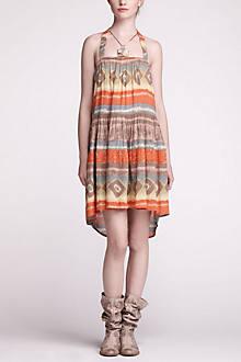 Topock Halter Dress