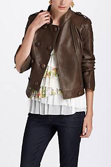Duple Leather Jacket