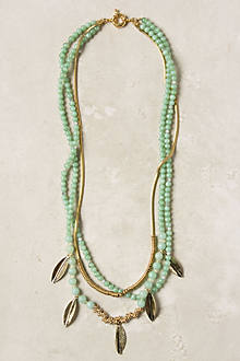Minted Layer Necklace