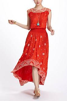 Nanette Asymmetric Dress
