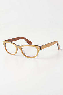 Flecked Corner Reading Glasses