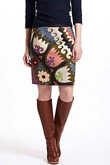 Tulipa Embroidered Skirt