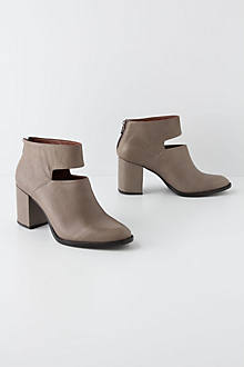 Spaced Ankle Boots