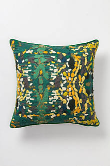 Switchgrass Square Pillow