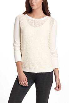 Enchanted Lace Pullover
