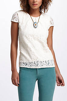 Roiled Lace Tee