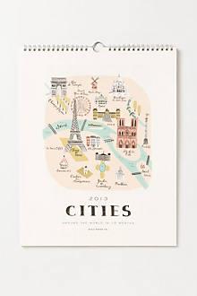 Metropolis Calendar
