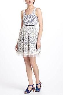 Vinca Minor Dress