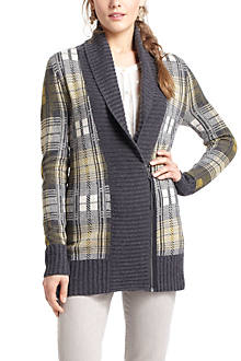 Petersham Plaid Sweater