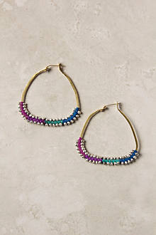 Strung Simin Hoops