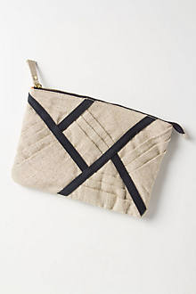 Intersections Pouch