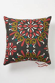 Jacobean Pillow, Large
