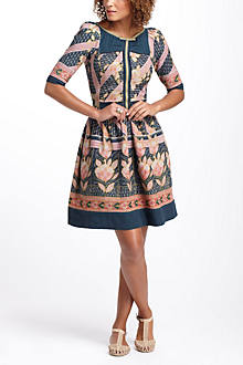 Vanga Vintage Kantha Dress