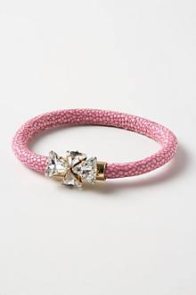 Crystal Convergence Bracelet