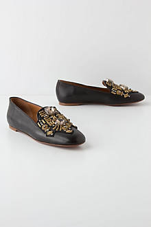 Baroque Smoking Loafers
