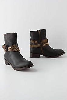 Meander Moto Boots