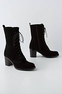 Paula Waterproof Suede Boots