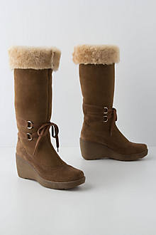 Viola Waterproof Shearling Boots