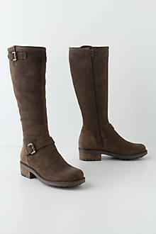 Caleb Waterproof Suede Boots