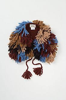 Lion's Mane Scarf