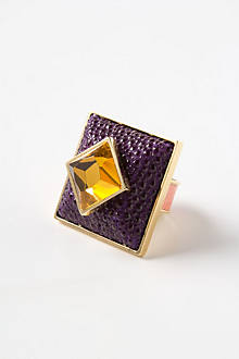 Pastiche Geometry Ring