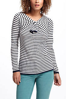 Spun Stripes Pullover