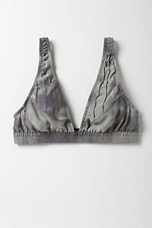 Clouded Tie-Dye Bra