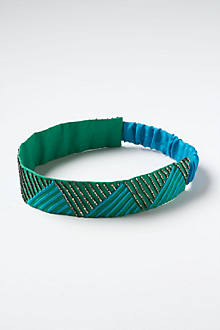 Diagonal Points Headband